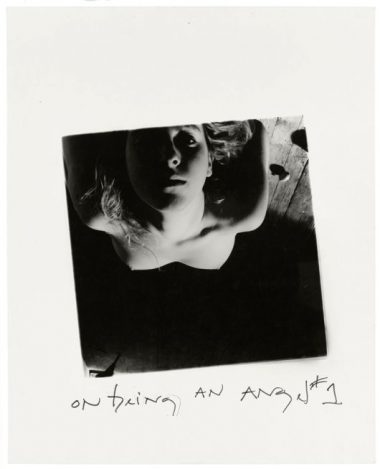 Francesca+Woodman+On+Being+an+Angel+1+Providence+Rhode+Island+1977+C+Betty+and+George+Woodman